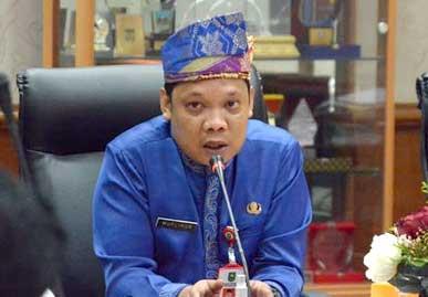 Sekretaris DPRD Riau, Muflihun