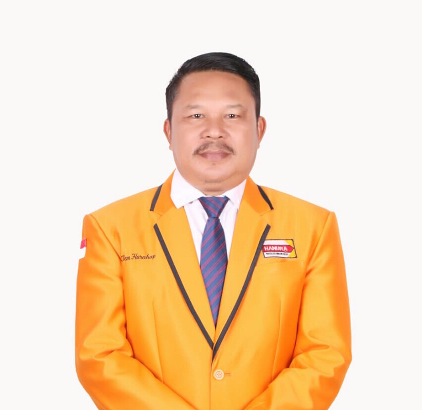Anggota DPRD Dumai Jem Harahap
