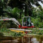 Cegah Banjir, Normalisasi Sungai Dumai Sudah Berjalan